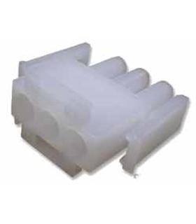 1-480700-0 - Conector Raster, Macho, 3 pinos, 6.35mm - 1-480700-0