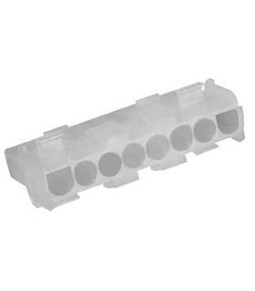 926308-1 - Conector Raster, Femea,  8 pinos, 6.35mm - 926308-1