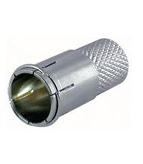 Conector RF Macho, F, Encaixe Rapido - 69FME