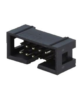 Conector IDC, Macho, 10 Pinos - 69H10