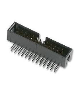 Conector IDC, Macho, 23 Pinos - 69H26AR