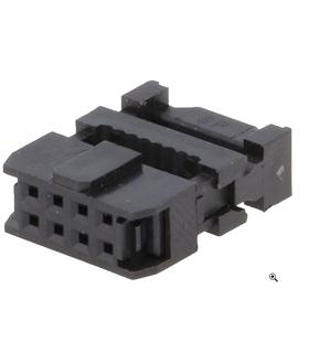 Conector IDC, Femea, 8 Pinos - 69IDC8