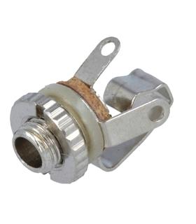 Conector Jack Mono, Femea, 2.5mm, Painel - 69J2MFP