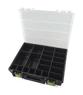221131 - Caixas de organização com fechos de metal - H221131