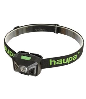 130319 - Lanterna de cabeça LED HUPflash155 - H130319