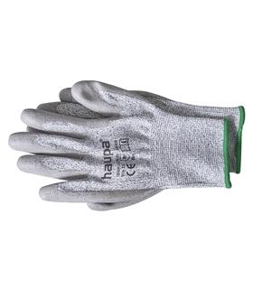 120304/9 - Luvas de proteção contra corte PU nível 5 - H120304/9