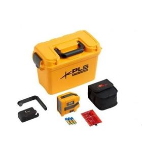 Fluke PLS 3R KIT - Kit Nivel Basico Laser 3 Pontos Vermelho - 5009357