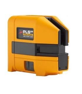 Fluke PLS 6R Z - Nivel Laser 4 Pontos 2 Linhas Vermelho - 5009423