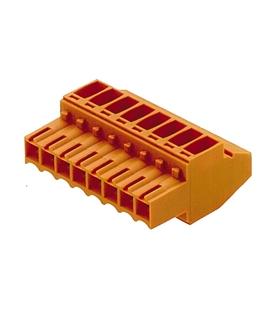 BL 3.5/4 -  Bloco terminal, Femea, 3.5 mm, 4 Pinos - 69BL3.5/04