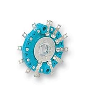 MK112N 45633/1/MK - Switch Wafer, 1 Pole, 12 Ways - MK112N454633