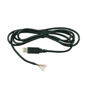 Cabo Conversor USB UART 1.8m - TTL234X3V3