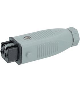STAK 200 - Conector ST, Femea, 2 Pinos - 932037106
