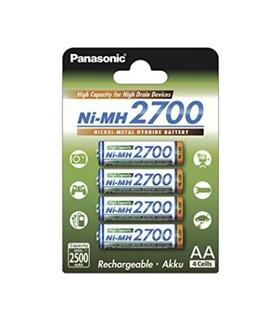 Pack 4 Pilhas 1V2 2700MAH - 1694R62700