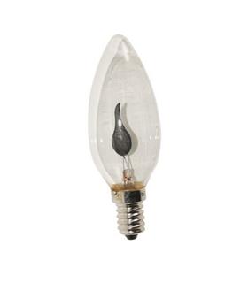 Lampada E14 3W 230V Efeito Chama - MX35600