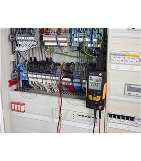 Multímetro digital Com autodeteção de parametros - T05907601