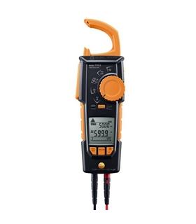Pinça amperimétrica testo 770-3 - Com medição True RMS - T05907703