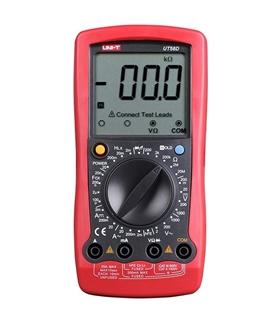 UT58D - Multimetro digital - UT58D
