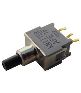 APE1F - Interruptor Pressao SPDT ON-(ON) - APE1F