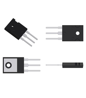 HGTG20N60A4D - IGBT, N-CH ,600V, 70A, 290W, TO247 - HGTG20N60A4D