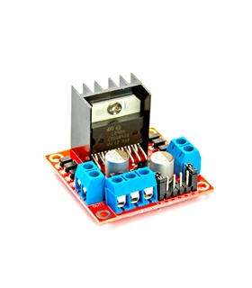 L298N Motor Drive Controller Board Module Dual H Bridge DC - MX120606013