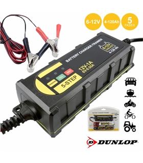 Carregador de Baterias Chumbo 6-12V - MX48736
