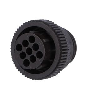 182645-1 - Conector Circular CPC 9 Contactos - 182645-1