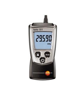 Testo 511 - Instrumento de medição de pressão absoluta - T05600511