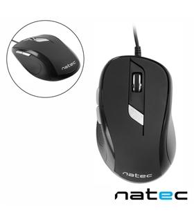 NMY-0667 - Rato Optico 800-2400DPI USB Preto - NMY-0667
