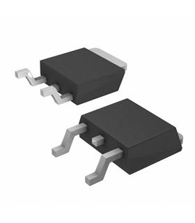 SUD40N06-25L - MOSFET, N-CH, 60V, 30A, 75W, 0.0022Ohm, TO252 - SUD40N06-25L
