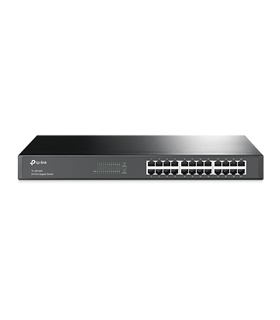 TL-SG1024DE - SWITCH 24PORTAS GIGABIT LITE MANAGED, RACK 19 - TL-SG1024DE