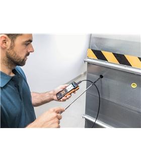 0563 4400 - Kit Básico testo 440 - Com sonda de fio quente - T05634400