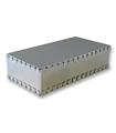 FFL2T - Caixa Metalica, RFI/EMI, 105x55x27mm - FFL2T