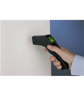 Termómetro por infravermelhos com mira laser de 2 pontos - T05608312