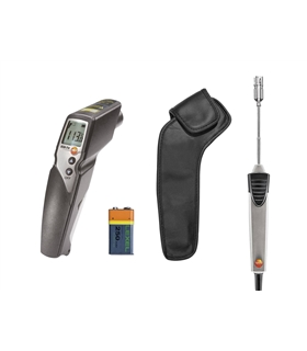 0563 8314 - Kit testo 830-T4 - Infrared thermometer - T05638314