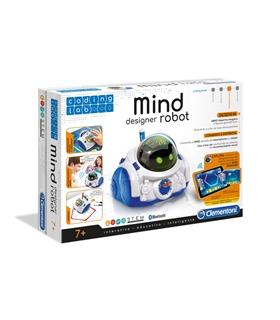 Mind Design Robot - Robô Programável Por Bluetooth - MINDDR