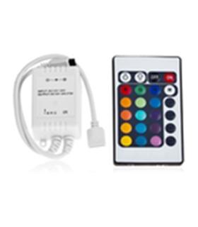 Controlador RGB 12V 72W c/ Comando - MX3061798