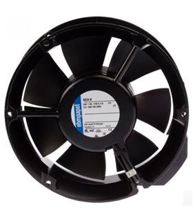 6224N - Ventilador EBM-PAPST 24VDC 172x51mm 18W - TYP6224N