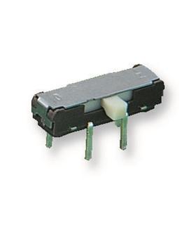 STSSS2222 - Interruptor Deslizante, DPDT, 300mA - STSSS2222