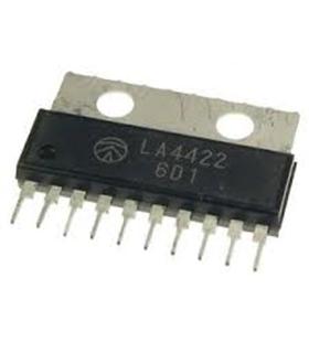 LA4422 - 5.8W typ AF Power Amplifier for Car Stereos, Car - LA4422