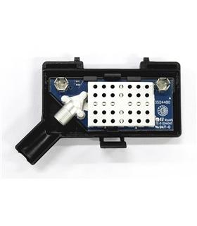 Pre-amplificador UHF  LTE700, baixo ruido, ganho 12dB - BR-407