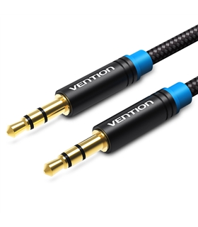 Cabo Audio Jack 6.5mm Mono Macho/Macho 3m - BAABI