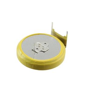 Pilha Litio BR2450 Com Pinos C.Impresso - BR2450CP