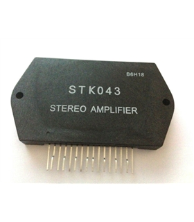 STK043 - Circuito Integrado - STK043