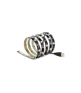 Fita LED 1Mts 5V USB 7.2W 2700..3000K IP44 - MX3063185