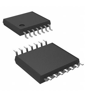SP6128AEY-L/TR - Low Voltage Synchronous Step Down, TSSOP14 - SP6128AEY