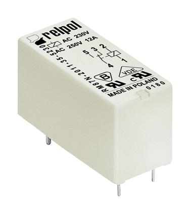 RM87N-2011-35-5024 - Rele SPDT 24VAC 12A - RM87N2011355024