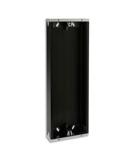 Caixa de superficie simples iBLACK para 11 ou 12 alturas - CSU-516