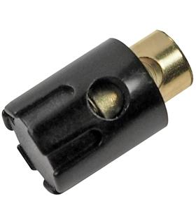 CL681581 - Conector de Mola, 15A, 48V, Preto - CL681581