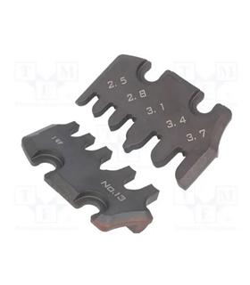 Adaptador para Alicate; 0,52÷6mm2; Tamanho: 20AWG÷10AWG - PAD13S