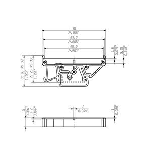 0119660000 - RF RS 70 LI/A2/O.SG OR 1665 - 0119660000